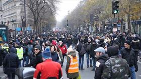 Fransa'da grev 7. gününde