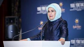 Emine Erdoğan: Güçlü aileler toplumumuzu bir kale gibi koruyacaktır