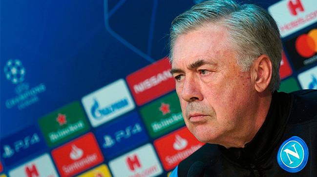 Napoli, teknik direktör Carlo Ancelotti ile yollarını ayırdı