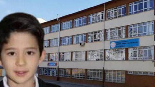 Mert'in okuldaki ölümüyle ilgili olarak okul yöneticileri açığa alındı