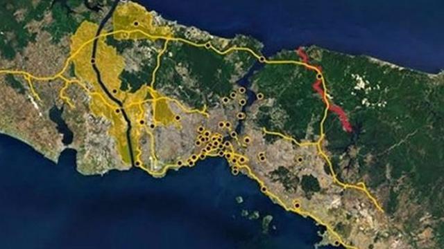 Batı'da Kanal İstanbul paniği! Tartışmalara Amerikan medyası da dahil oldu