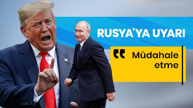 Beyaz Saray'dan Rusya'ya uyarı: 2020'de seçimlere müdahale etme