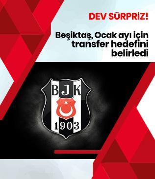 Beşiktaş'tan Tarkan Serbest sürprizi