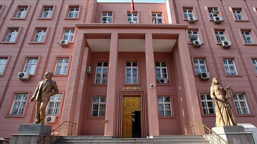 Eski Yargıtay üyesi Kulaç'a FETÖ üyeliğinden verilen hapis cezası onandı