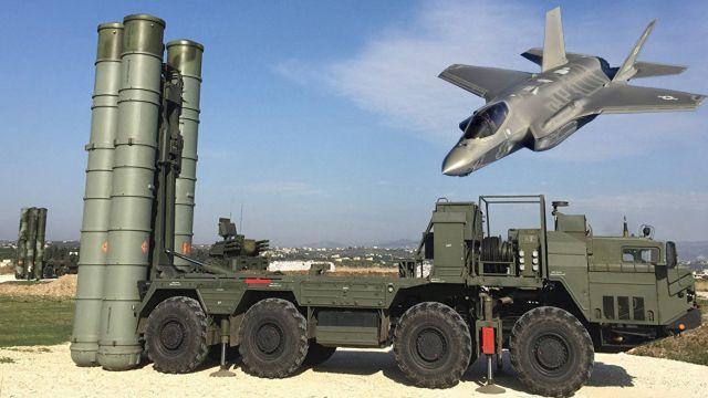 Cumhurbaşkanlığı'ndan S-400 ve F-35 açıklaması