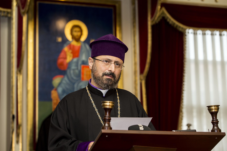85. İstanbul Ermeni Patriği Sahak Maşalyan oldu