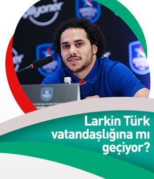 Hidayet Türkoğlu, Larkin'in Türk vatandaşlığı kararını Ufuk Sarıca'ya bıraktı