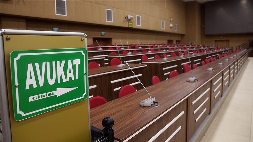 Eski Askeri Yargıtay üyesi Öztoprak'a FETÖ'den 12 yıl hapis cezası