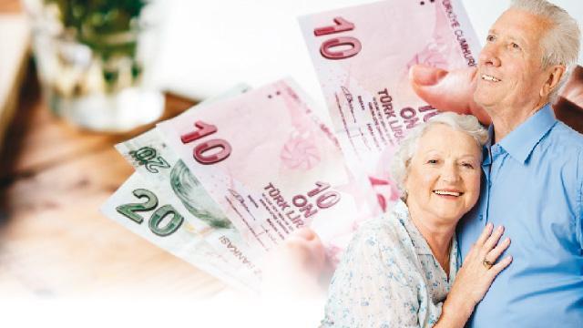 Emekliye 2 kat ek ödeme