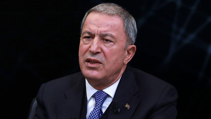Milli Savunma Bakanı Akar: S-400'den vazgeçmek söz konusu değil