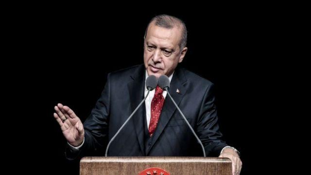 Başkan Erdoğan'dan çarpıcı anekdot! 'O zaman İngiltere yok olur'