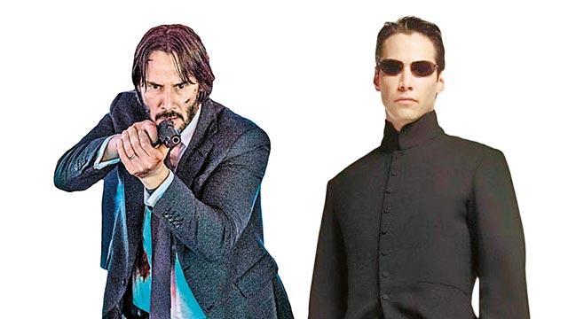 John Wick, Neo'ya karşı... İkisi de aynı tarihte vizyonda!