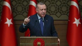 Başkan Erdoğan: 100 bin sosyal konut projesiyle yapılacak konutları 1-1,5 yılda teslim edeceğiz