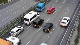 İstanbul'da zincirleme kaza! 7 araç birbirine girdi