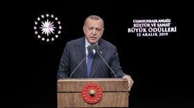 Başkan Erdoğan: İntikam alma hissi ile girişilen bir saldırı ile karşı karşıyayız