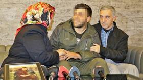 Ailesine kavuşan Cafer PKK/YPG'nin elinden nasıl kurtulduğunu anlattı: 'Yakıt alacağız' diyerek kaçırdılar