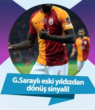 Senegalli golcüden Galatasaray'a dönüş sinyali!