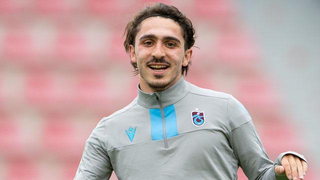 Trabzonspor'a Abdülkadir Ömür'den müjdeli haber