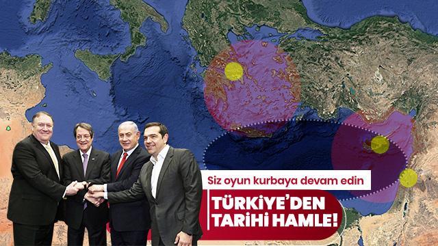 Siz oyun kurmaya devam edin! Türkiye'den tarihi hamle