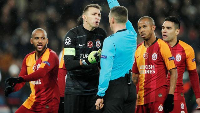 Galatasaray'da 155 milyon TL havaya uçtu