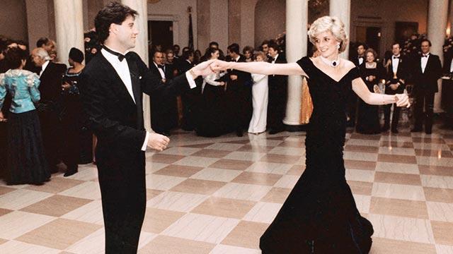 Diana'nın elbisesine 2 milyon lira