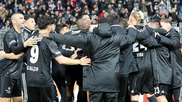 Borsa İstanbul'da Kasım ayının şampiyonu Beşiktaş oldu