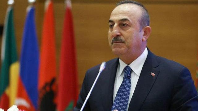 Bakan Çavuşoğlu: İsrail, ırkçı bir rejim yaratma hayalini hiçbir zaman gerçekleştiremeyecek