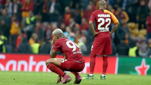 Galatasaray Avrupa'da geçmişini mumla arıyor