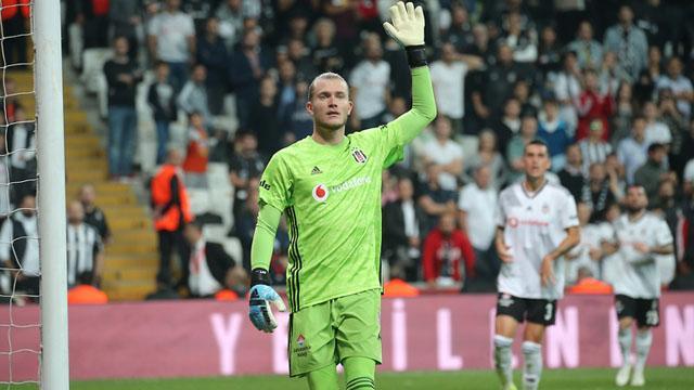 Karius'tan Beşiktaş yönetimine sözleşme yanıtı