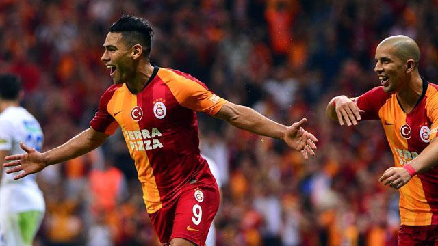 Radamel Falcao Ankaragücü maçında da kulübede başlayacak