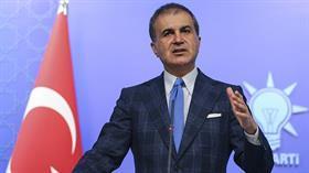 """AK Parti Sözcüsü Çelik, ABD Senatosunun """"Ermeni kararı""""na tepki gösterdi"""