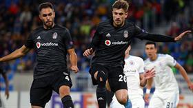 Beşiktaş'ta Victor Ruiz Fenerbahçe derbisine yetişecek