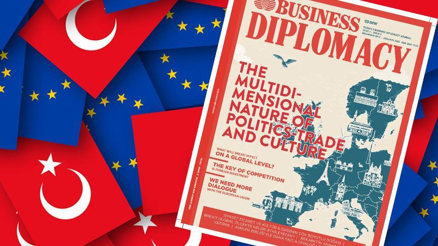 'Türkiye, Brexit krizini doğru hamlelerle fırsata çevirebilir'