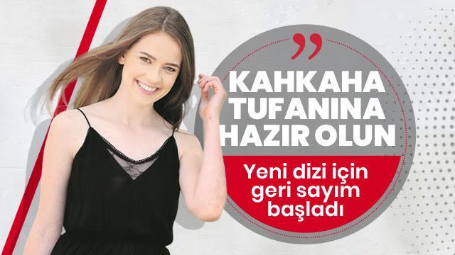 Ece Çeşmioğlu kahkaha attıracak