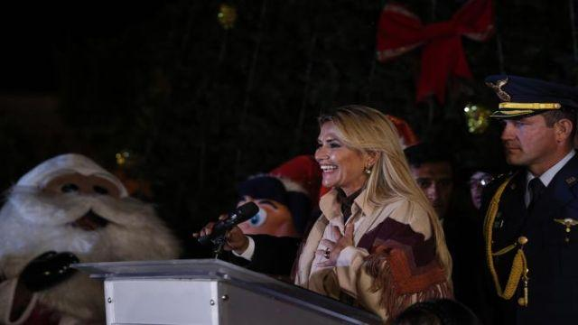 Morales'in yerine gelen Anez'in ilk icraatı! ABD ve İsrail'e vizeyi kaldırdı