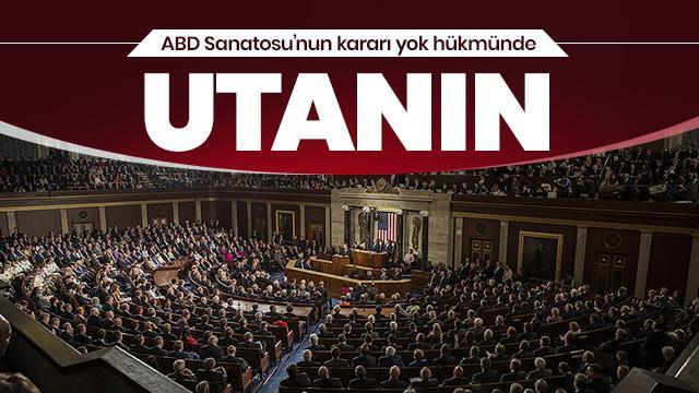 ABD'nin düşmanca hamlesine Türkiye'den sert tepki