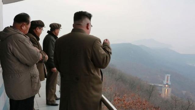 Kuzey Kore yine yaptı yapacağını!