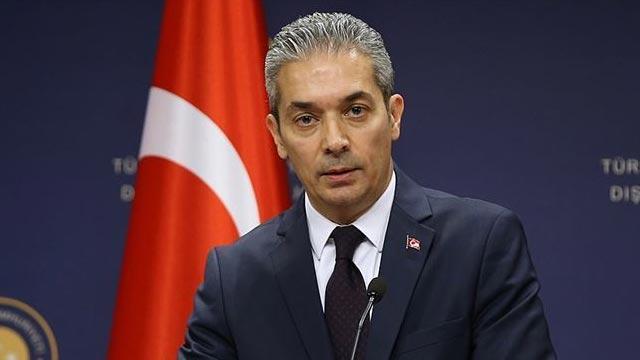 Dışişleri'nden AB'ye 'Libya mutabakatı' tepkisi