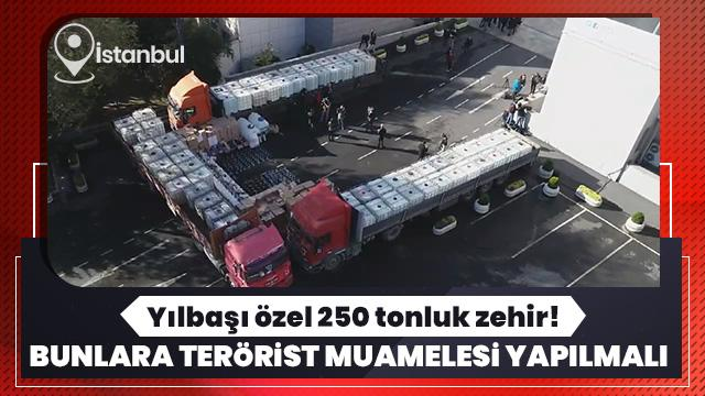 Yılbaşı öncesi İstanbul merkezli 8 ilde eş zamanlı dev operasyon