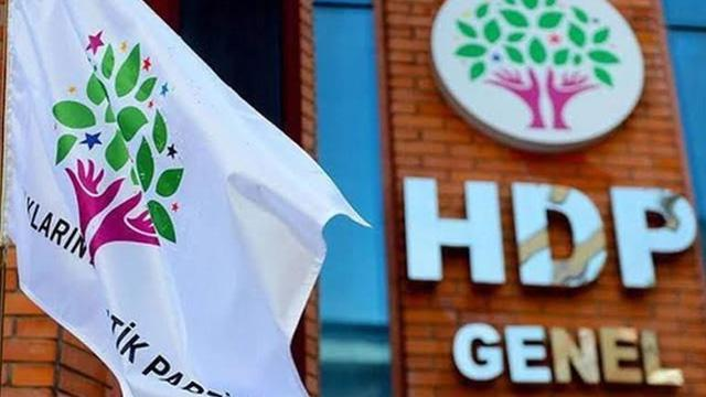 Sözde Ermeni soykırım yasa tasarısı teklifine tepki göstermeyen HDP'ye sert tepki: Cumhuriyet Savcılarını göreve davet ediyoruz