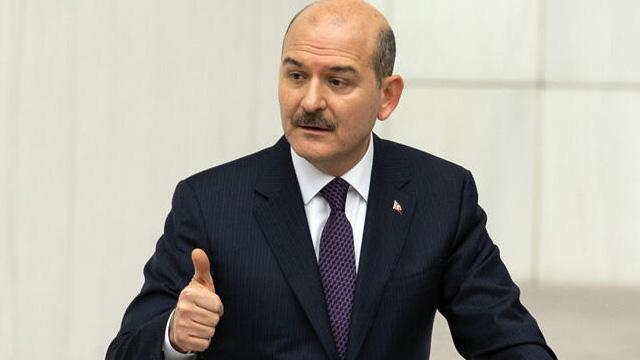 Bakan Soylu'dan hendek operasyonlarını eleştiren HDP'li vekile sert çıkış: PKK'ya mı bırakacaktık oraları?
