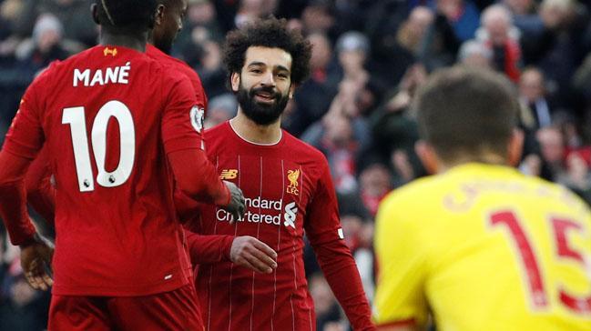 Liverpool ligde seriye bağladı