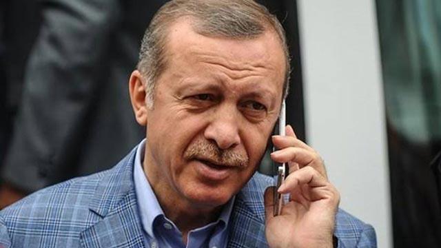 Başkan Erdoğan'dan, Cezayir'in yeni Cumhurbaşkanı Tebbun'a tebrik telefonu