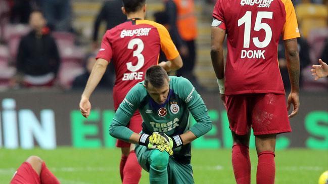 Galatasaray'da kaptanlardan ortak açıklama