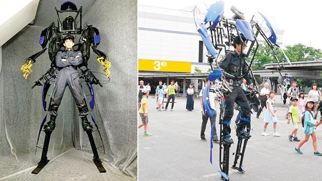 Robot askerlere bir adım daha