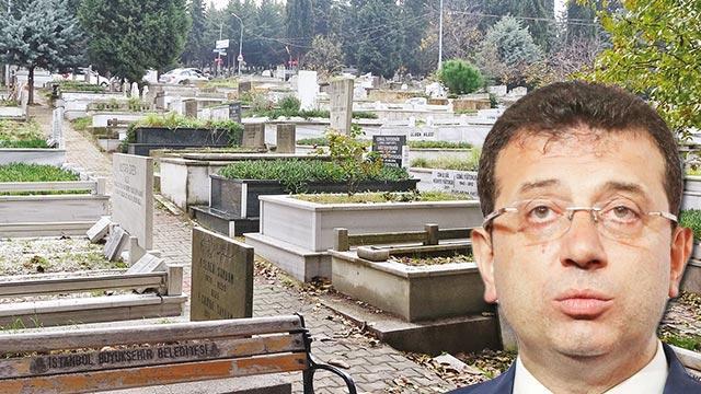 İBB'den mezaryerlerine zam