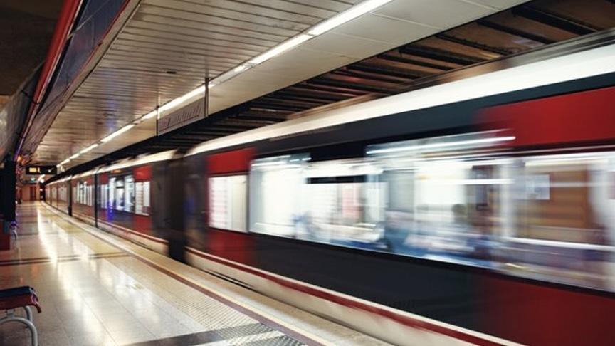 Atatürk Havalimanı ve Kirazlı yönüne metro seferleri yapılamıyor