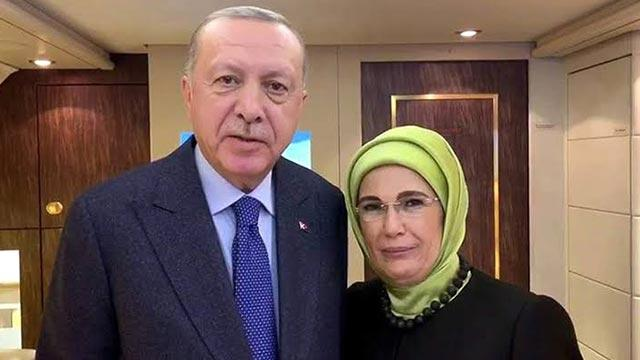 Başkan Erdoğan'dan Kardemir Kız AİHL öğrencilerine başarı dileği