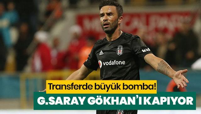 Galatasaray'dan transfer bombası! Gökhan Gönül'ü kapıyorlar...