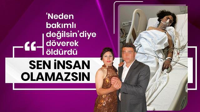 İzmir'de 'bakımsız' olduğu gerekçesiyle kocası tarafından dövülen kadın öldü